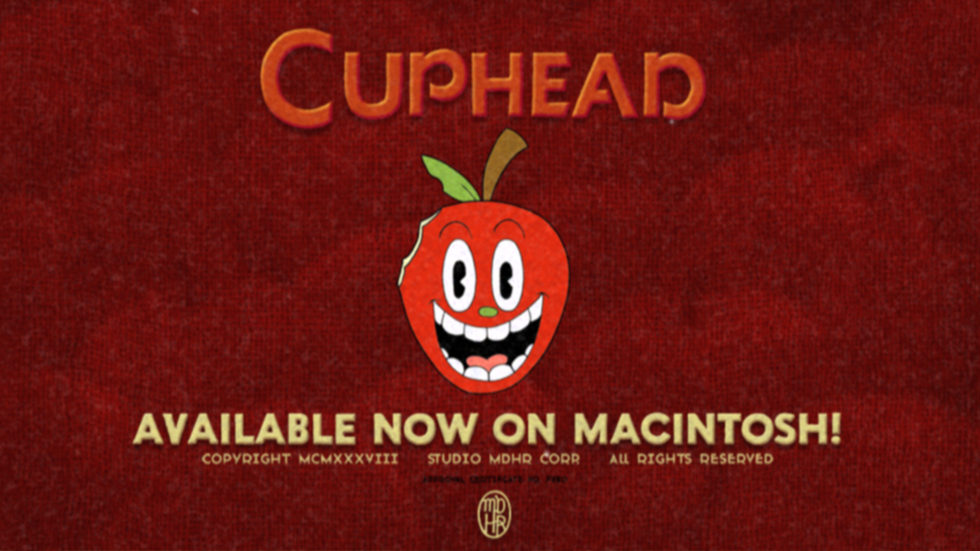 cuphead for free on mac